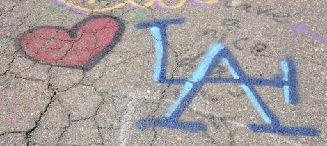 Love LA Graffiti