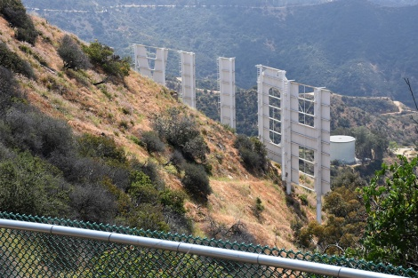 Hollywood Sign, Part I