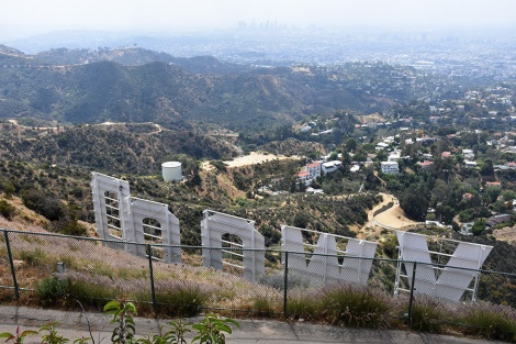 Hollywood sign, Part II